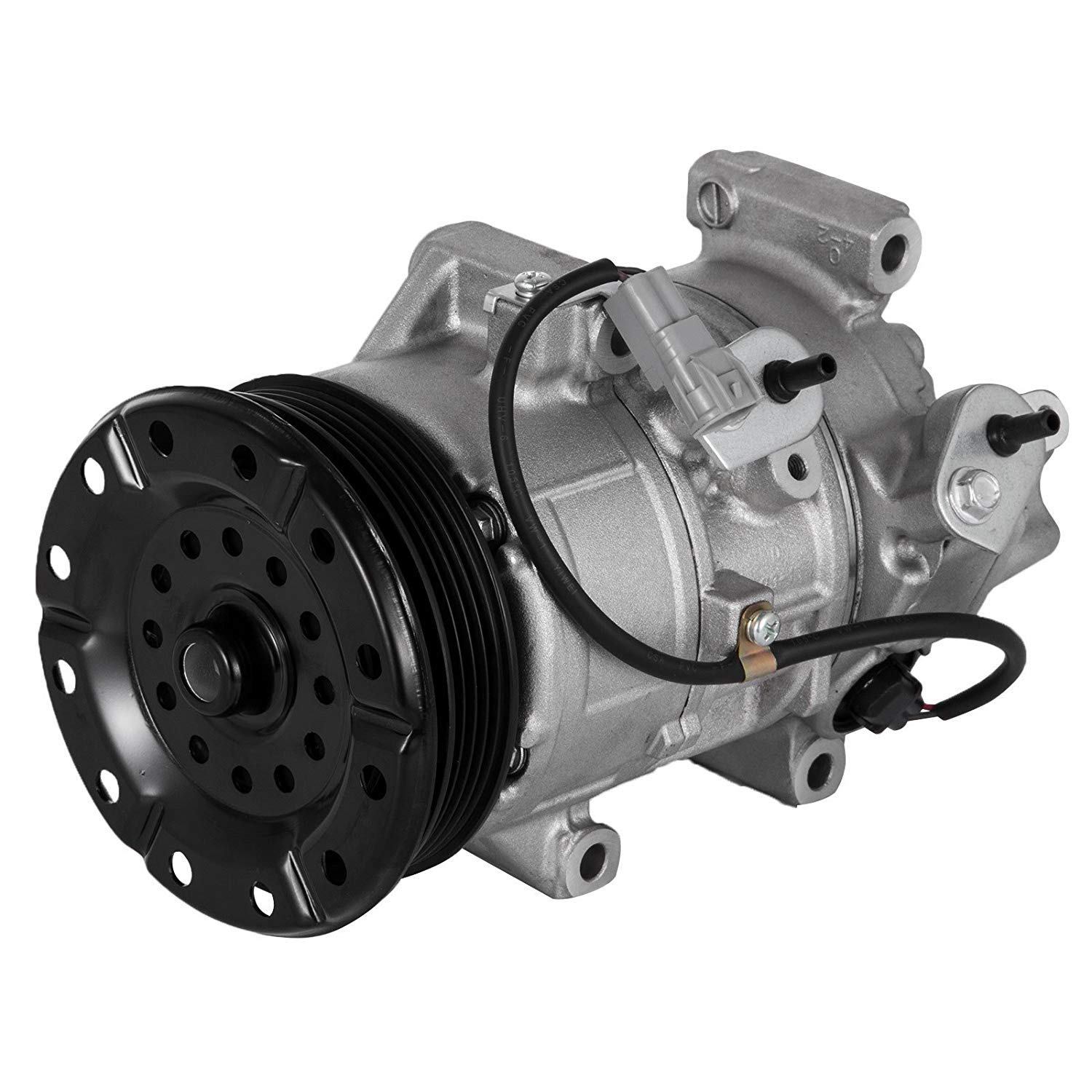 Happybuy CO 11078C Universal Air Conditioner AC Compressor For Toyota Yaris 1.5L 2007-2010 N157318 5SE11C A//C Compressor Assembly 8831052481