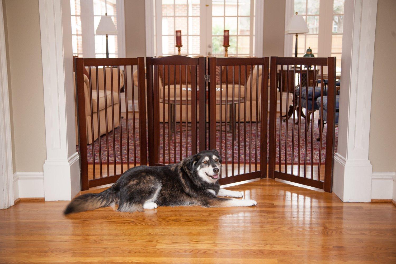 Primetime Petz 360 Configurable Dog Gate with Door – Indoor ...