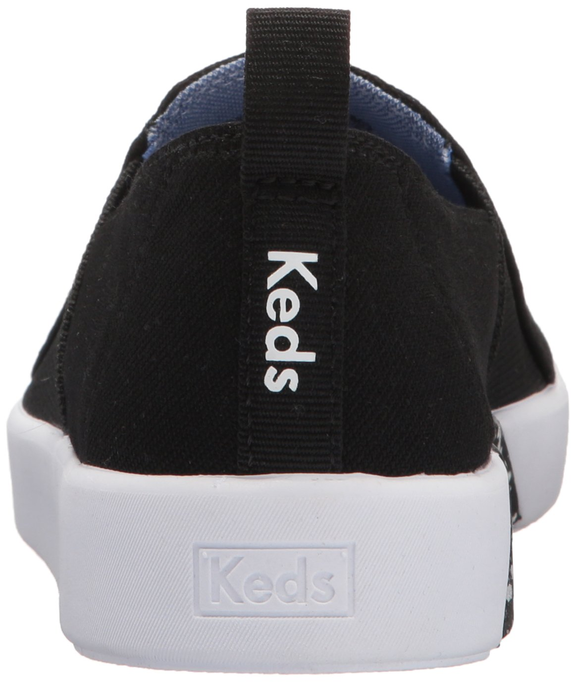 Keds Women's Liv Studio Jersey Sneaker B072X8YFV1 9 B(M) US|Black