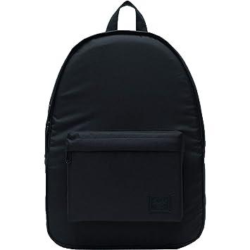 584a49531 Amazon.com   Herschel Supply Co. Unisex Classic Mid-Volume Light Black One  Size   Casual Daypacks