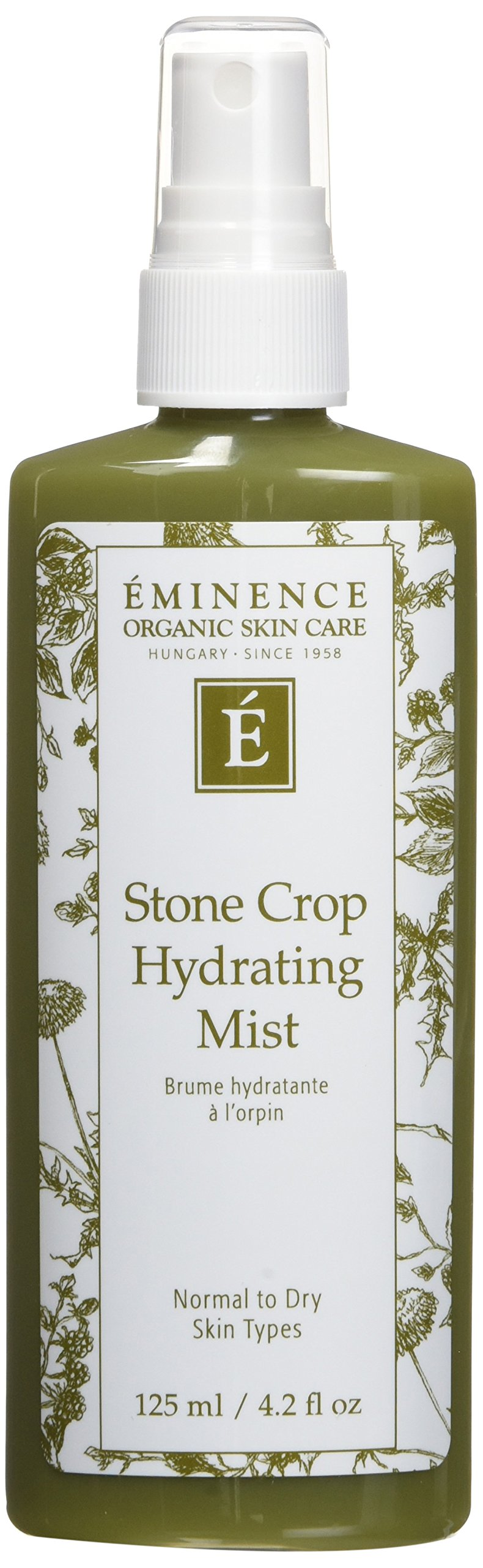 Eminence Organic Skincare Stone Crop Hydrating Mist, 4.2 Ounce by Eminence Organic
