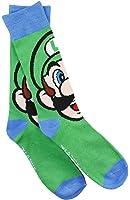 Super Mario Luigi Socken grün/blau