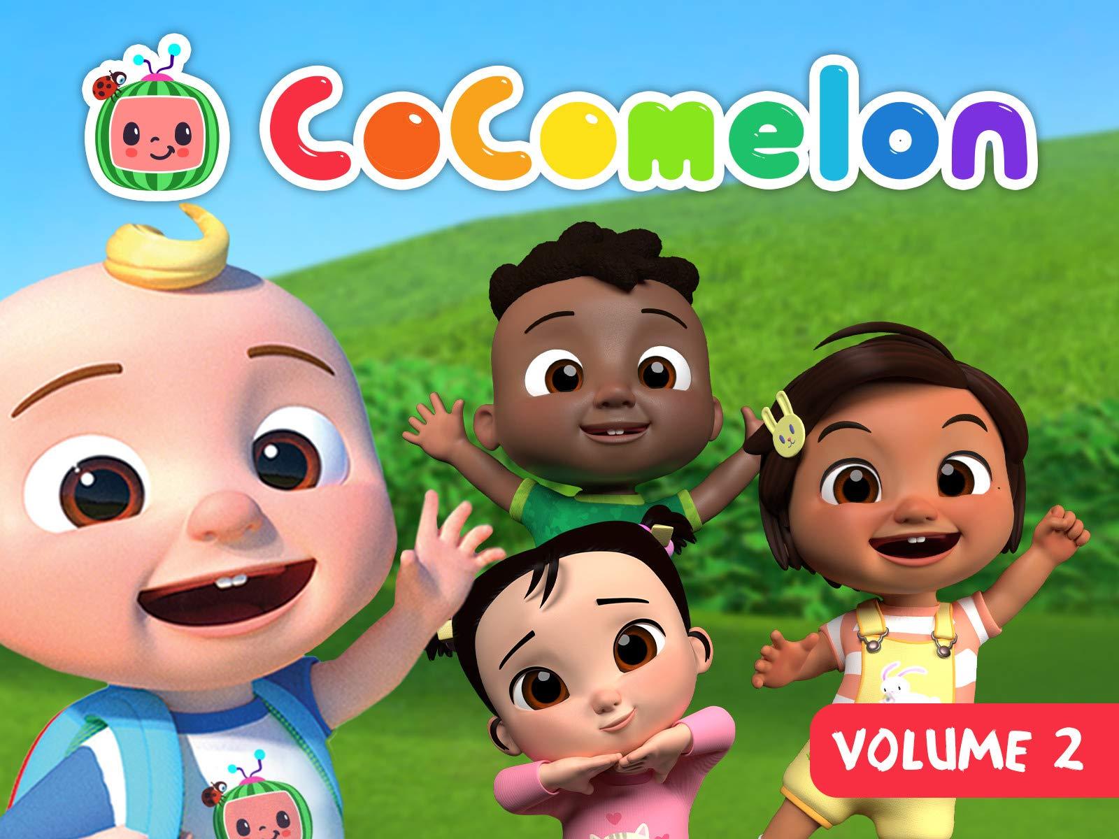 CoComelon - Kids Songs and Nursery Rhymes - Season 2
