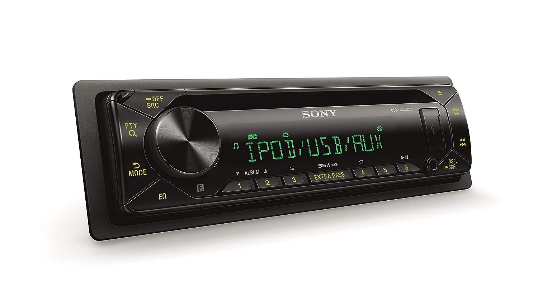 Sony cdxg3200uv.eur autoradio cd player usb aux eingang 4x 55