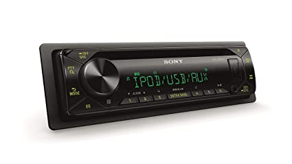 Sony cdxg uv autoradio con cd ingresso aux e usb per iphone