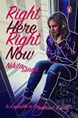 Right Here Right Now Paperback