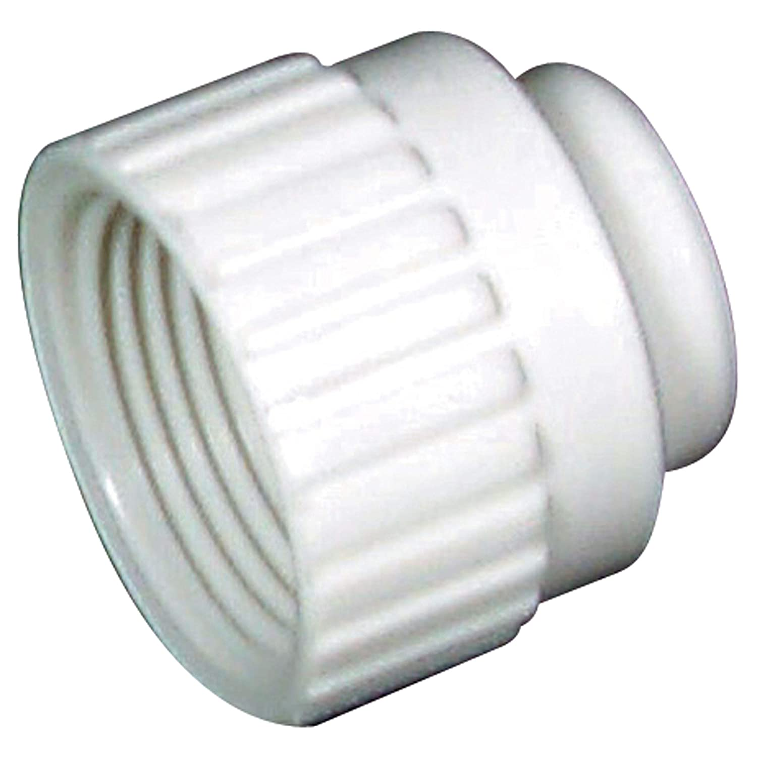 Flair-It 16859 Plastic Cap Fitting, 0.375' Size
