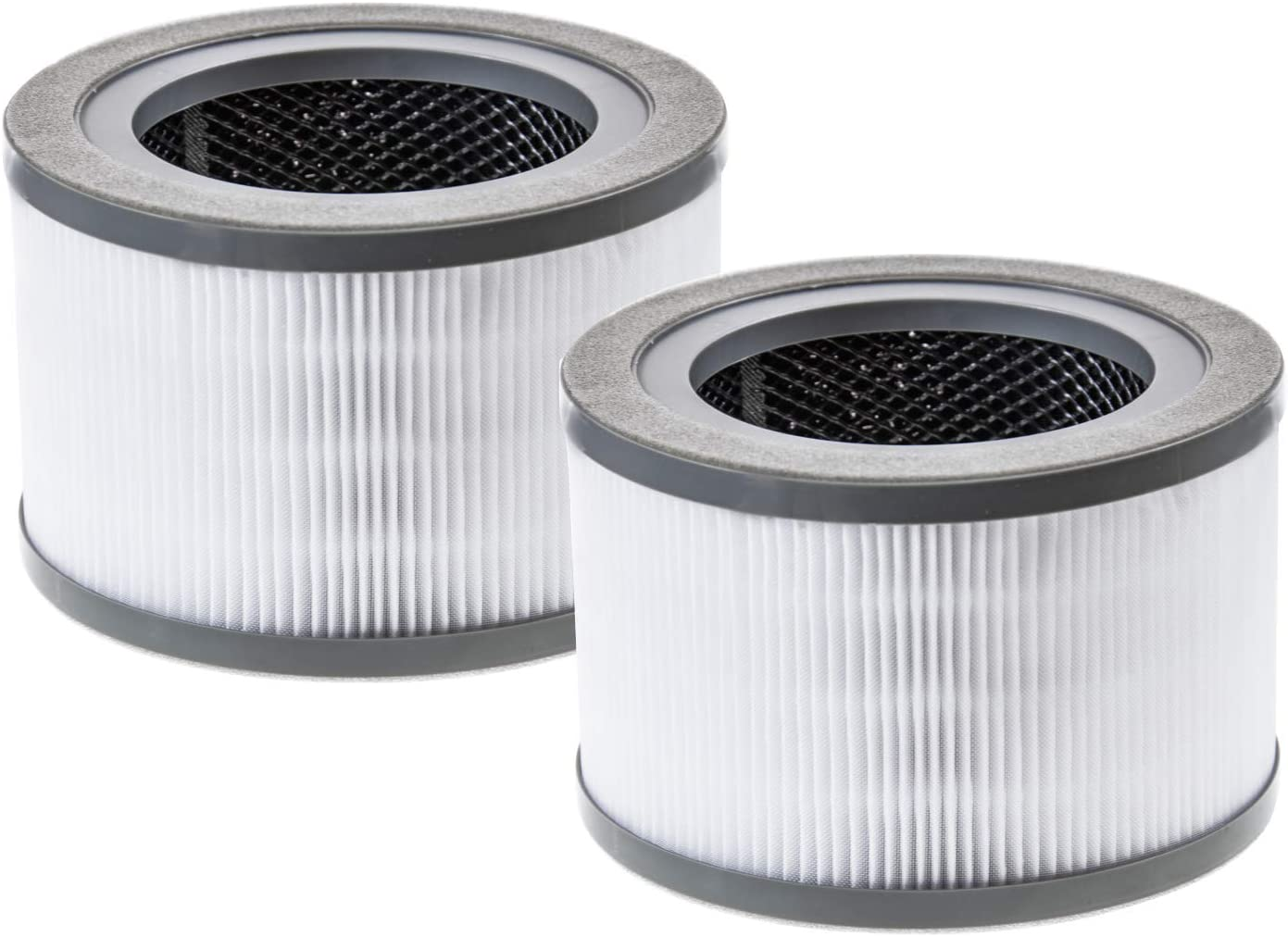 BIHARNT 2 Pack Replacement Filter Compatible with Levoit Vista 200,Vista 200-RF Air Purifier