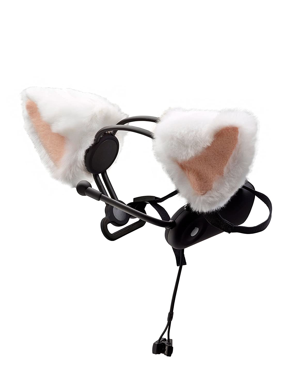 One Color NeuroSky 80037-001 Discontinued by manufacturer Necomimi Brainwave Cat Ears Novelty