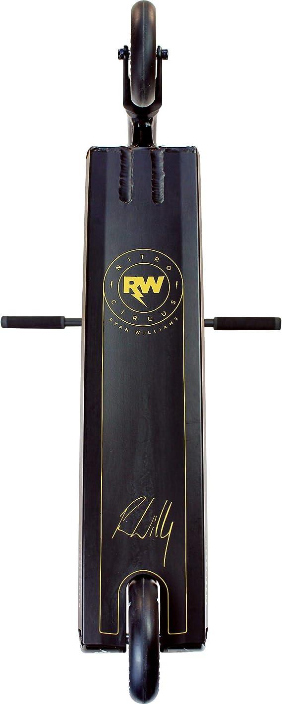 1 Paar 120 mm x 28 mm Nitro Circus Ryan Williams R Willy Signature Rollerr/äder