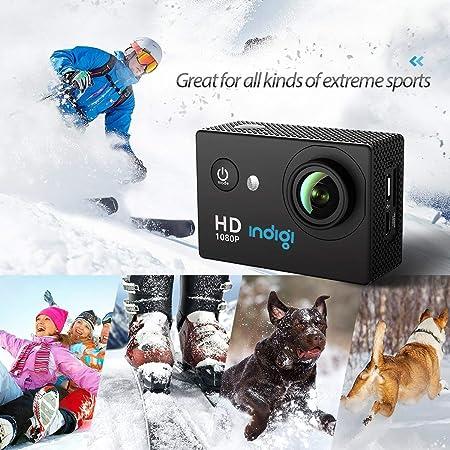 inDigi ActionCam-01BK-Wifi-DE01 product image 9