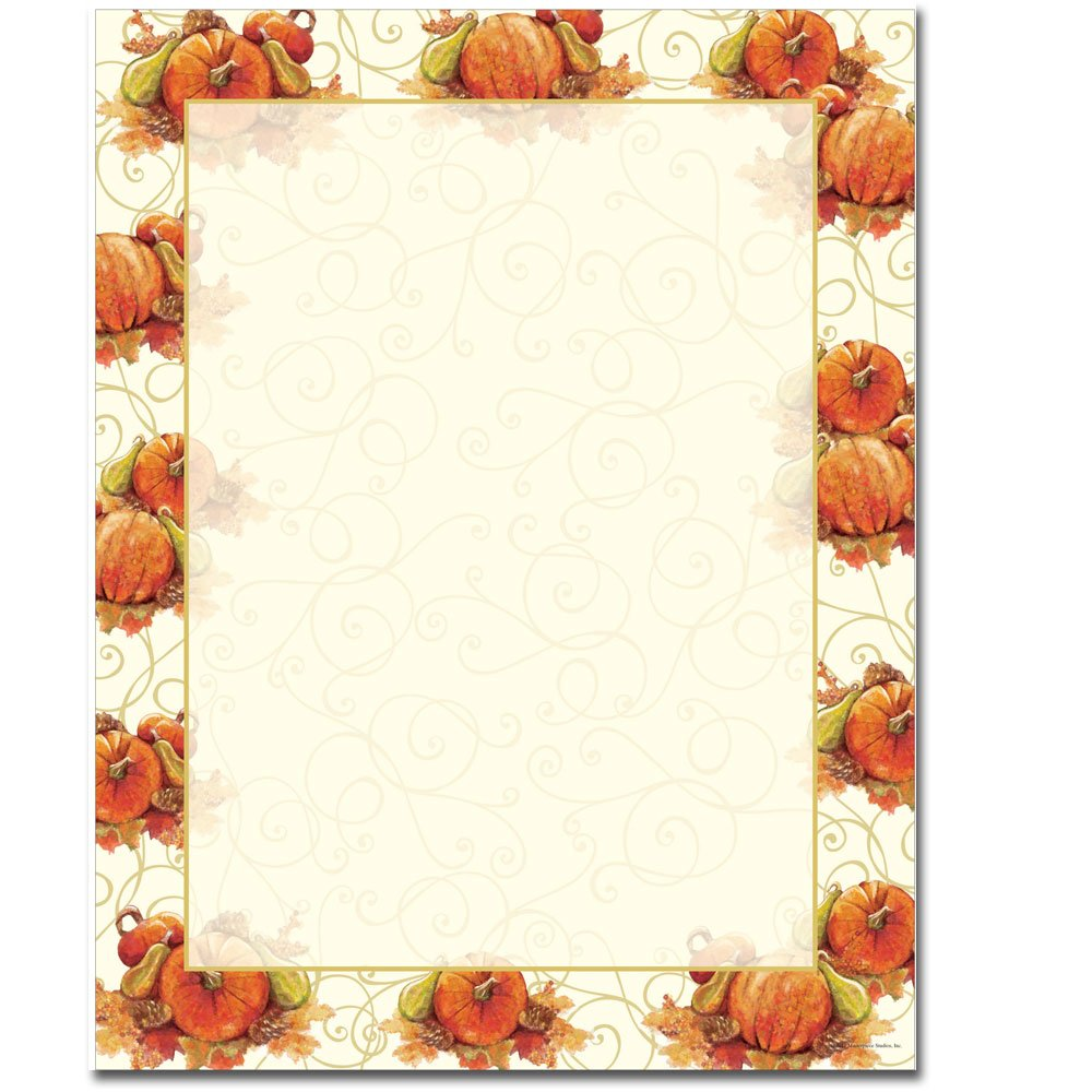 free halloween page borders