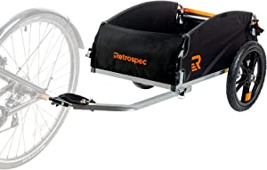 Retrospec Rover Hauler Cargo Bike Trailer
