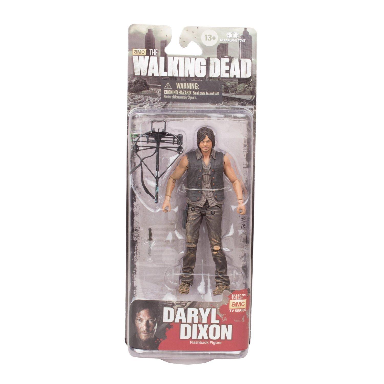 Mcfarlane walking dead series 6 daryl dixon action figure - Amazon Com Mcfarlane Toys The Walking Dead Tv Series 5 5 Daryl Dixon Action Figure Toys Games