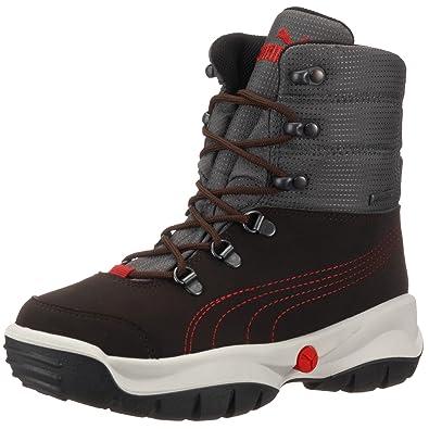 673f1299b Puma Unisex - Children Tresenta GTX® Jr Boots 300565 Dark Brown-Gre 12 UK