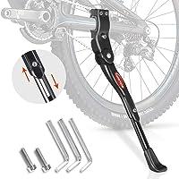 Crislove Fietsstandaard voor 24-28 inch, in hoogte verstelbare fietsstandaard, geschikt voor racefietsen en…