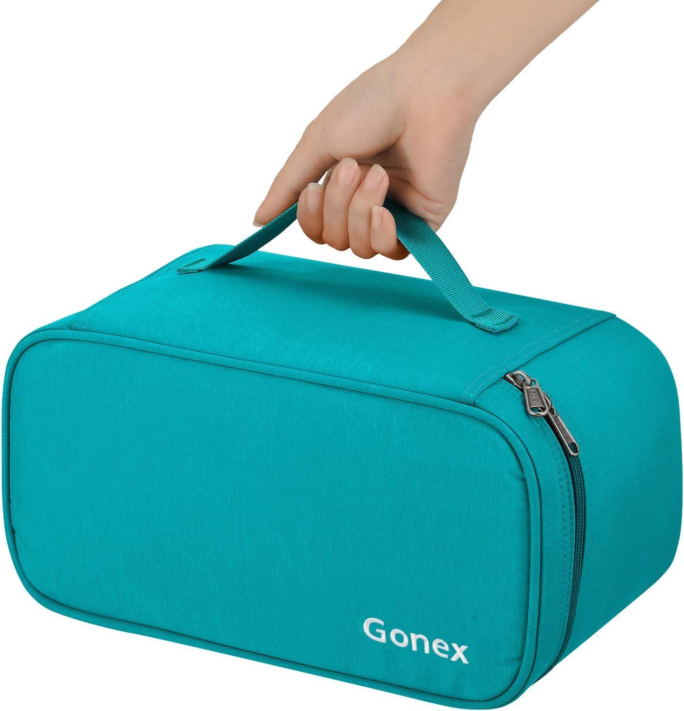 Organizador para Maletas Azul Single Compartment Blue Gonex