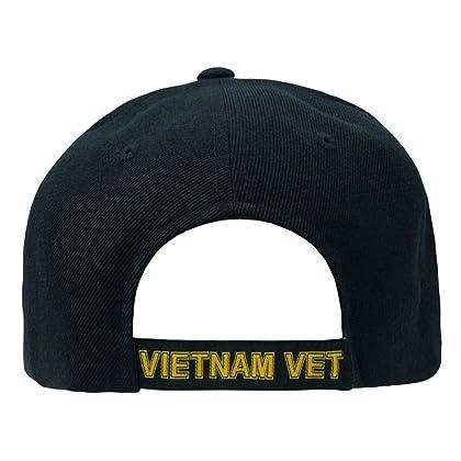 c4145818afe ... Rothco Deluxe Low Profile Vietnam Veteran Insignia Cap Military Vet ...