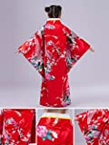 Girls Kimono Costume Japanese Asian Top Dress