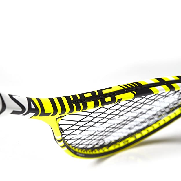 Amazon.com : Salming Forza Pro Squash Racquet (Yellow/White) : Sports & Outdoors