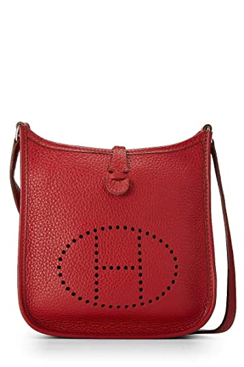 Image Unavailable. Image not available for. Color  Hermes Rouge Garance ... 77b2402830