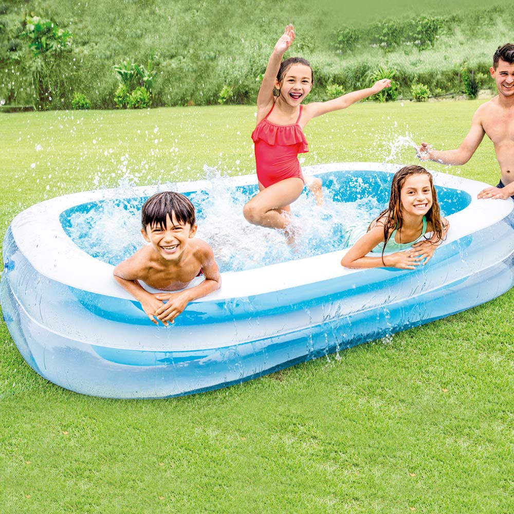 Intex Swim Center Family Inflatable Pool, 103\