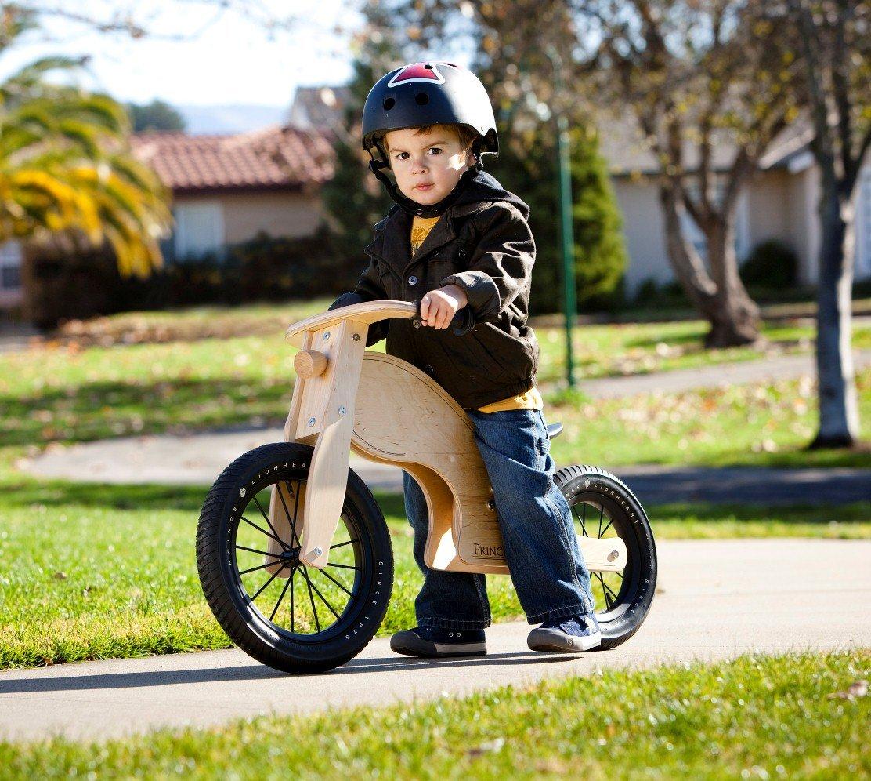 Prince Lionheart Chop Balance Bike, Natural by Prince Lionheart (Image #4)