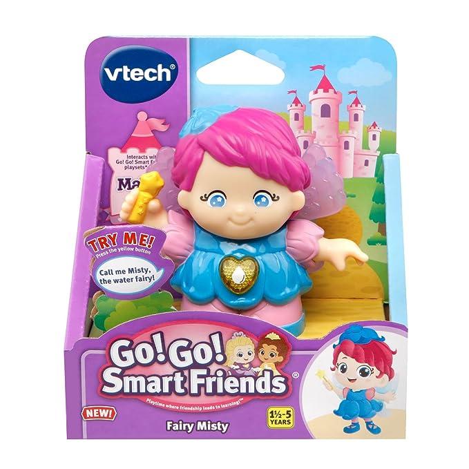 Amazoncom Vtech Go Go Smart Friends Fairy Misty Toys Games