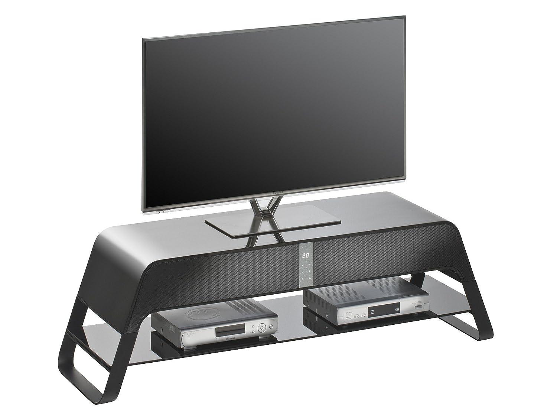 Tv Lowboard Rack 7762 Mit Integriertem Sound System Hochglanz