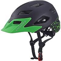 Exclusky Kids Helmets for Bike/Skate/Multi-Sport Lightweight Adjustable 50-57cm(Ages 5-13)