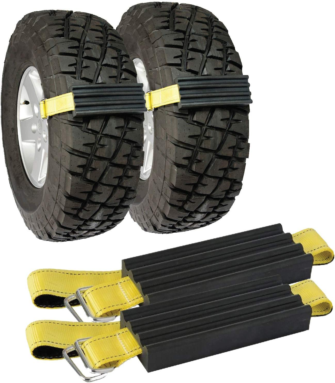 Tracgrabber Tire Traction Device
