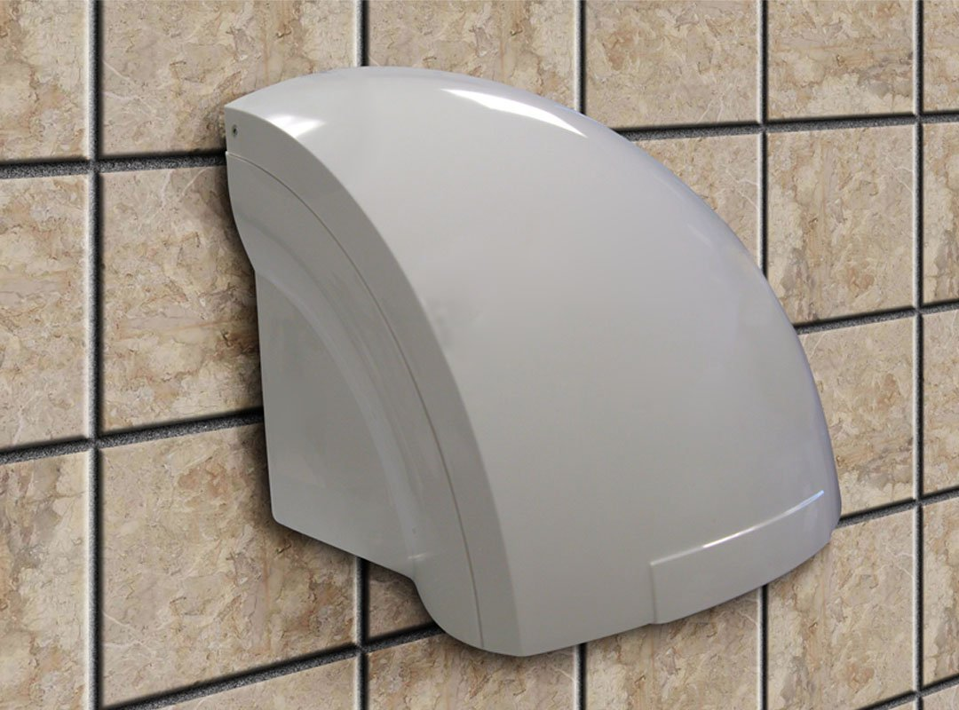 Brand New 2011 Model Automatic Infrared Hand Dryer Electric Restaurant Bathroom EX ELECTRONIX EXPRESS 78BW2408341