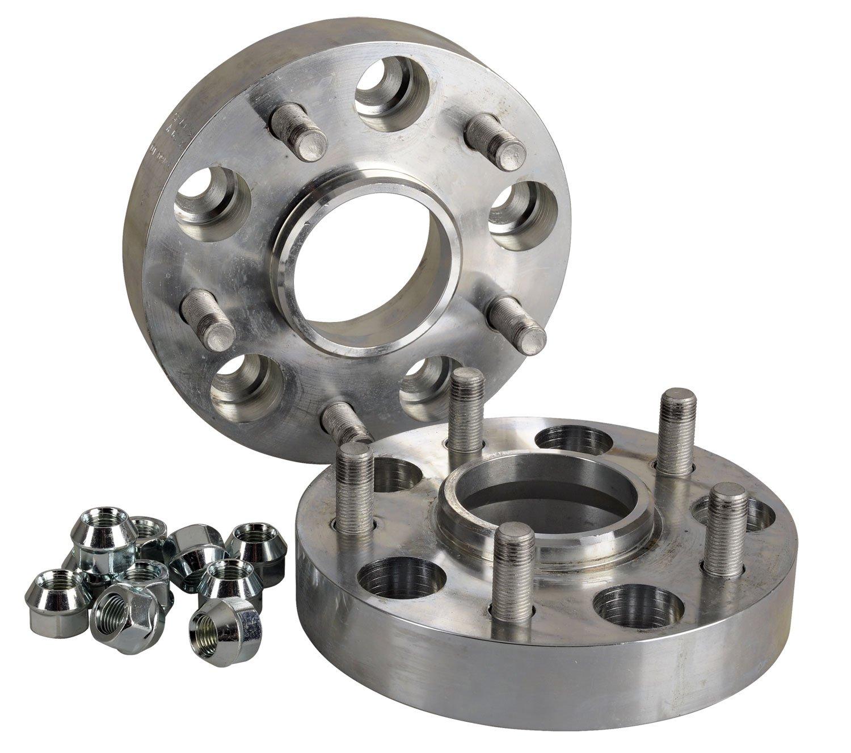 Hofmann é largisseur de voie 30 mm en aluminium pro Disque/60 mm par essieu incl. Partie gutachten