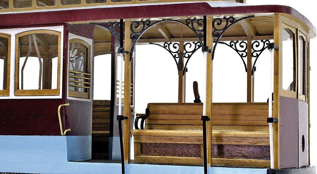 OcCre Tranvía CABLECAR de San Francisco - Equipo: Amazon.es ...