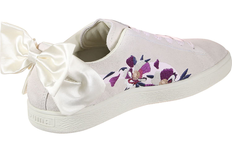 Puma Suede Bow Bow Suede Flowery W Schuhe 0335ce