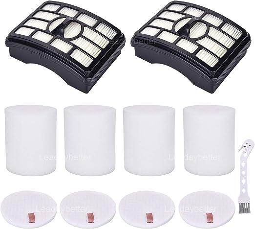 For Shark Vacuum Cleaner Filter Bundle set NV500 501 505 552 XHF500 XFF500