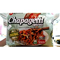 Nongshim Chapagetti, 140g (Pack of 5)