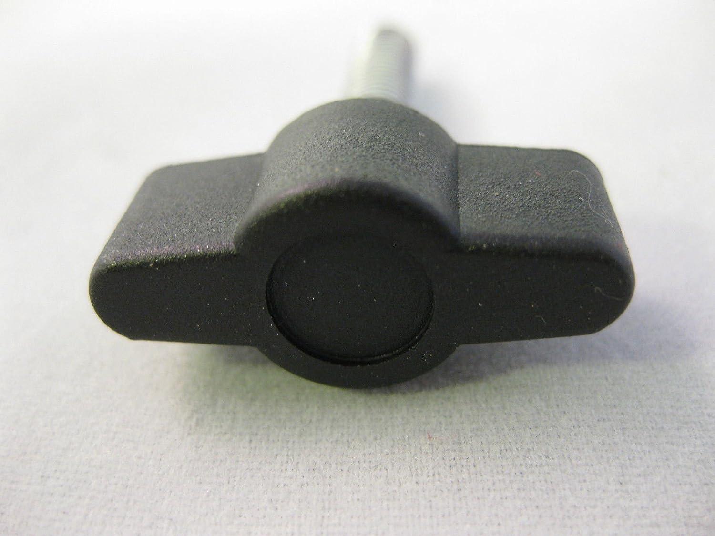 Wing Bouton de m/âle pour boulons M4/M5/M6/Filetage avec vis /à ailette Trend routeur Camera Scie