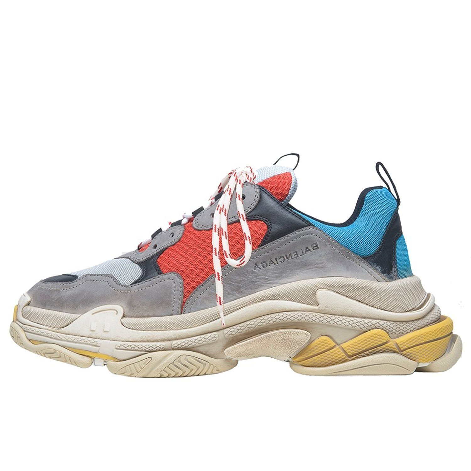 9b8e1aa26a7 Balenciaga Triple S Size EU 40: Amazon.co.uk: Shoes & Bags