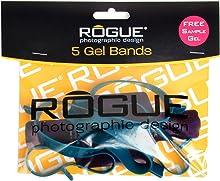 ExpoImaging Rogue Gel Bands - Pack of 5