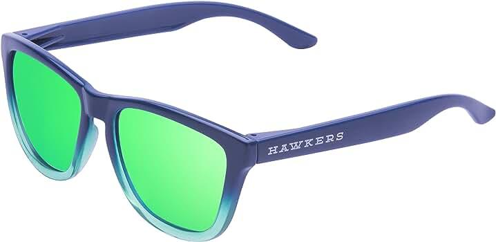 HAWKERS · X PAULA ECHEVARRIA · Fusion Sky · Gafas de sol para hombre y mujer: Amazon.es: Ropa y accesorios