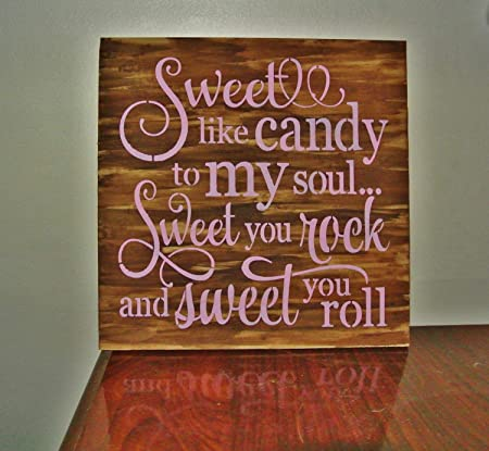 C-US-lmf379581 Cartel de Boda Sweet Like Candy To My Soul ...