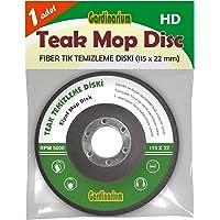 Gardinarium TEAK MOP DISC/HD (Tik Temizleme Diski) 115 x 22 mm