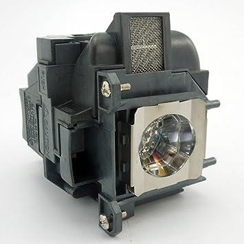 Lámpara de proyector bombilla ELPLP78 V13h010l78 lámpara para ...