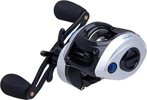 Kalex XL3 Baitcast Low Profile Fishing Reel