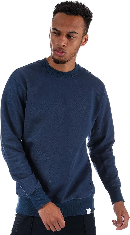adidas Originals Sweatshirt XBYO. Bleu Homme: adidas