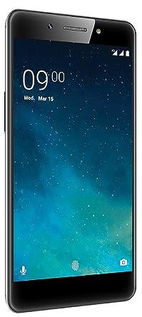 Lava Z25  Grey  Smartphones