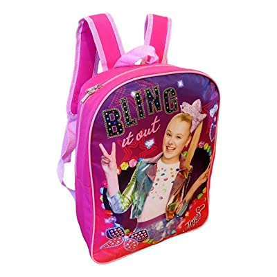 "JoJo Siwa 15"" School Backpack 
