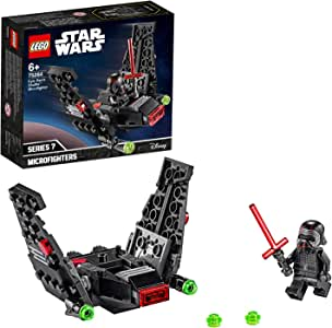 LEGO Star Wars 75264 Kylo Ren's Shuttle Microfighter Building Kit (72 Pieces)