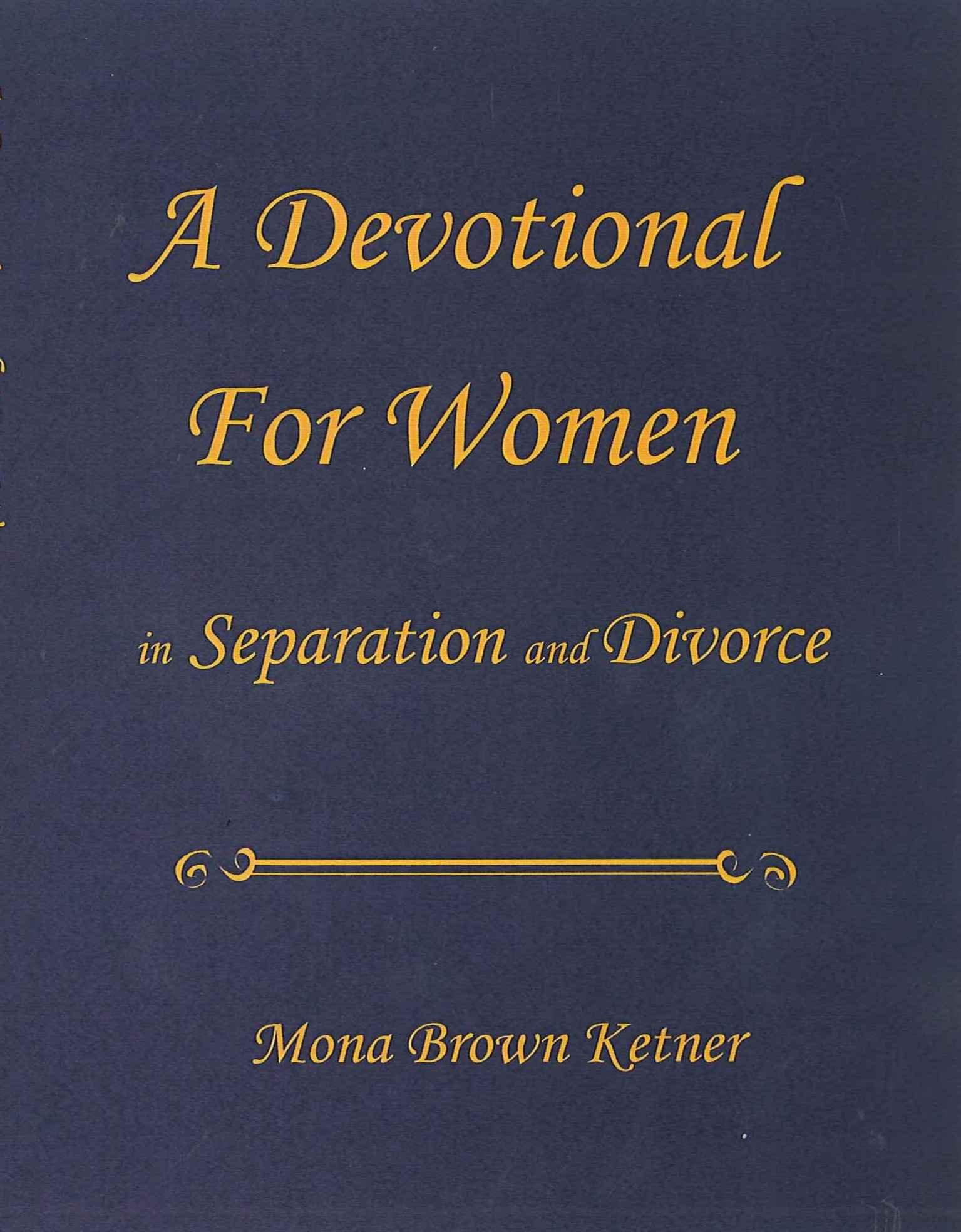 devotional after divorce